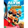 Alvin E Os Esquilos Na Estrada Dvd Original Lacrado Infantil