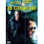 Dvd O Chacal Bruce Willis Richard Gere Original Rarissimo