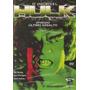 Dvd O Incrível Hulk - Último Assalto - Original E Lacrado