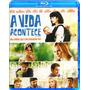 Blu-ray - A Vida Acontece - Krysten Ritter - Original Novo