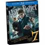Blu-ray Harry Potter E As Relíquias Da Morte Parte 1
