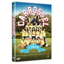 Carrossel O Filme Dvd Larissa Manoela - Frete 8 Reais