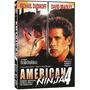 American Ninja 4 Guerreiro Americano (1990) Michael Dudikoff