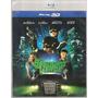 044 Fdv- 2011 Dvd Filme- O Besouro Verde- Blu-ray 3d- Ação