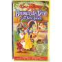 Branca De Neve E Os 7 Anoes Disney Vhs Encarte Video Cassete