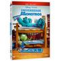 Blu Ray + Dvd Universidade Monstros Disney Novo Lacrado
