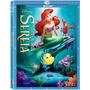 Blu-ray - A Pequena Sereia (lacrado) - Com Luva! Disney!