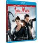 Blu-ray - João E Maria - Caçadores De Bruxas (lacrado)