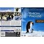 Dvd - A Marcha Dos Pinguins - Original