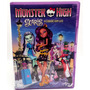 Dvd Monster High Scaris A Cidade Sem Luz (original)