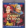 Blu-ray: Cirque Du Soleil Journey Of Man - Em 3d