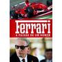 Dvd Ferrari A Paixao De Um Homem /original/ Dublado/ Usado