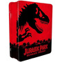 Blu-ray Trilogia Jurassic Park Ultimate Collectors Edition