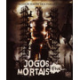 Dvd Jogos Mortais O Final - Novo Lacrado Original Raro