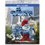 Blu-ray 3d Do Filme Os Smurfs