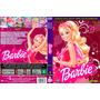 Coleção Exclusiva Filmes Barbie Em 6 Dvds Dublados Volume 5