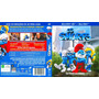 Blu-ray 3d + 2d Original Do Filme Os Smurfs