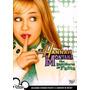Dvd Hannah Montana Vol. 1 - Nos Bastidores Da Fama Seminovo
