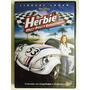Dvd Disney - Herbie Meu Fusca Turbinado (2005) Lindsay Lohan