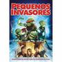 Dvd Pequenos Invasores O Filme Original Seminovo