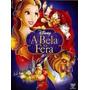 A Bela E A Fera Dvd Ed Nacional Disney 1 Disco Lacrado
