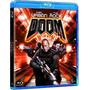 Blu-ray Doom - A Porta Do Inferno - Dublado - The Rock