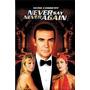 007: Never Say Never Again, Inglês