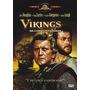 Dvd Vikings, Os Conquistadores - Leg Em Português