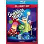 Blu Ray Divertida Mente - 3d - Dub/leg, Lacrado
