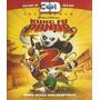 Kung Fu Panda 2 - Blu-ray 3d + Blu-ray -dublado - Lacrado