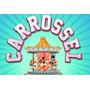 Carrossel Desenho Animado Completo 4 Dvds