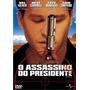 O Assassino Do Presidente Dvd Lacrado Val Kilmer Original
