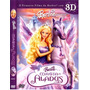 Dvd Barbie E A Magia De Aladus 3d Seminovo