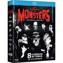 Blu-ray Monsters The Essential Collection- Fantasma Da Ópera