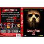 Coleção Sexta Feira 13 Volume 2 Dublado 6 Dvds Dublados
