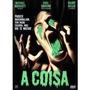 Dvd A Coisa - The Stuff - 1985 - Lacrado
