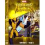 Dvd Wolverine E Os X-men 1ª Temporada Vol.03 Original Usado