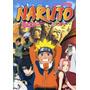 Naruto Clássico Completo Dublado Dvd
