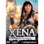 Dvd Xena - A Princesa Guerreira - 1° Temp - 6 Dvd