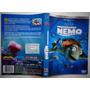 Procurando Nemo Dvd Duplo Nacional Usado Walt Disney / Pixar