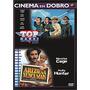Cinema Em Dobro Top Gang E Arizona Nunca Mais Dvd Original