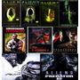 Coleção - Aliens Vs Predadores Dual Audio 9 Filmes