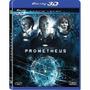 Blu-ray - Prometheus - 3d + 2d (lacrado)
