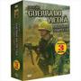 Coleçao Guerra Do Vietnã - História Completa Com 3 Dvds