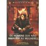Dvd Filme - Millennium 1: Homens Que Não Amavam As Mulheres