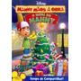 Dvd Manny Mãos A Obra - O Natal Do Manny (semi Novo)