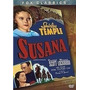 Dvd Susana Shirley Temple - Original