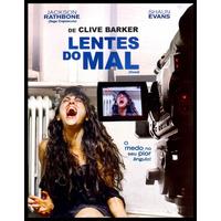 Filme Em Dvd Original Lentes Do Mal Seminovo Clive Barker