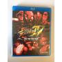 Street Fighter Iv Os Laços Que Ligam Blu Ray + Cd (importado