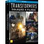 Transformers - Coleção - 4 Discos - Blu-ray Lacrado